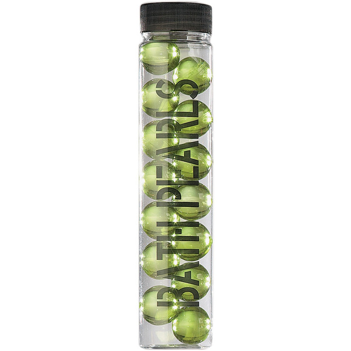 STACKABLE  perle da vasca kiwi