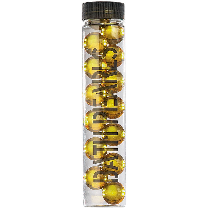 STACKABLE  perle da vasca  limone