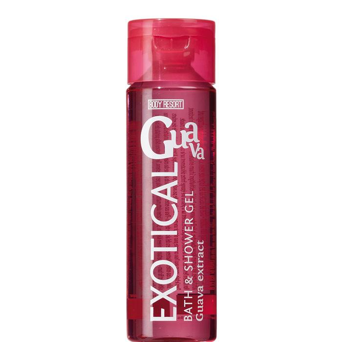 BODY RESORT  gel bagno doccia  guava