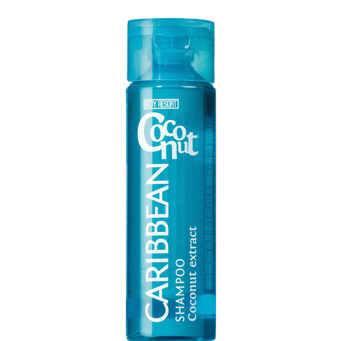 BODY RESORT shampoo  cocco