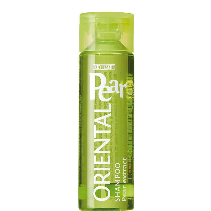 BODY RESORT  shampoo  pera