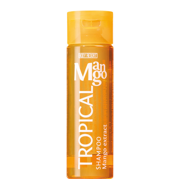 BODY RESORT  shampoo  mango