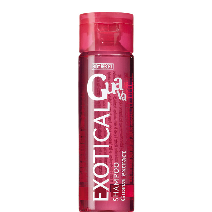 BODY RESORT  shampoo  guava