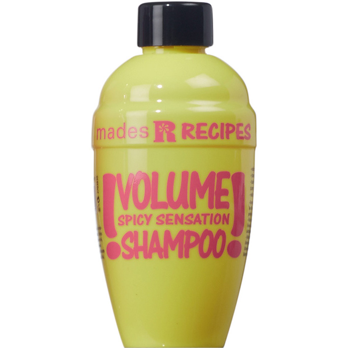RECIPES shampoo agrumato speziato