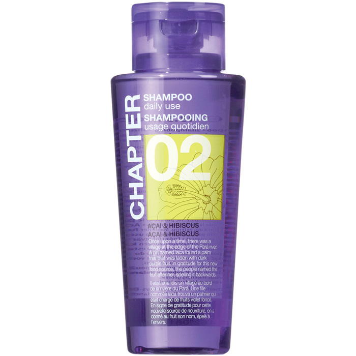 CHAPTER  shampoo acai e ibisco