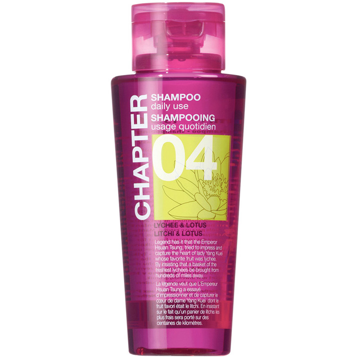 CHAPTER shampoo lici e loto