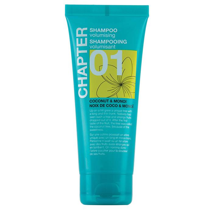 CHAPTER  shampoo cocco e monoi