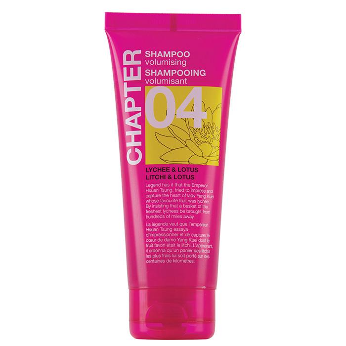 CHAPTER shampoo lici e loto