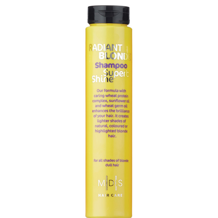 HAIR CARE  shampoo illuminante capelli biondi e chiari