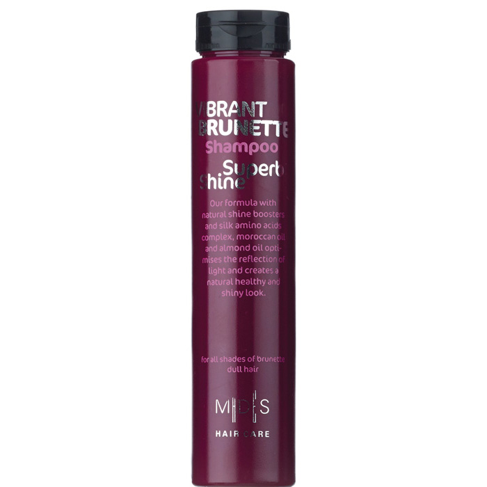 HAIR CARE  shampoo illuminante capelli scuri