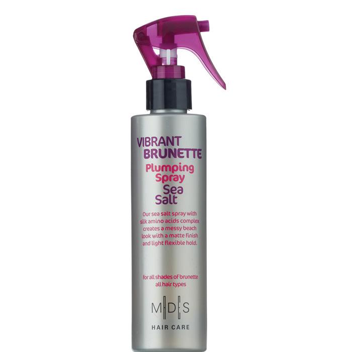 HAIR CARE  spray al sale marino  capelli scuri