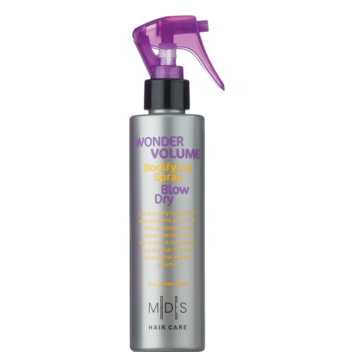HAIR CARE  spray volumizzante tenuta media  capelli fini