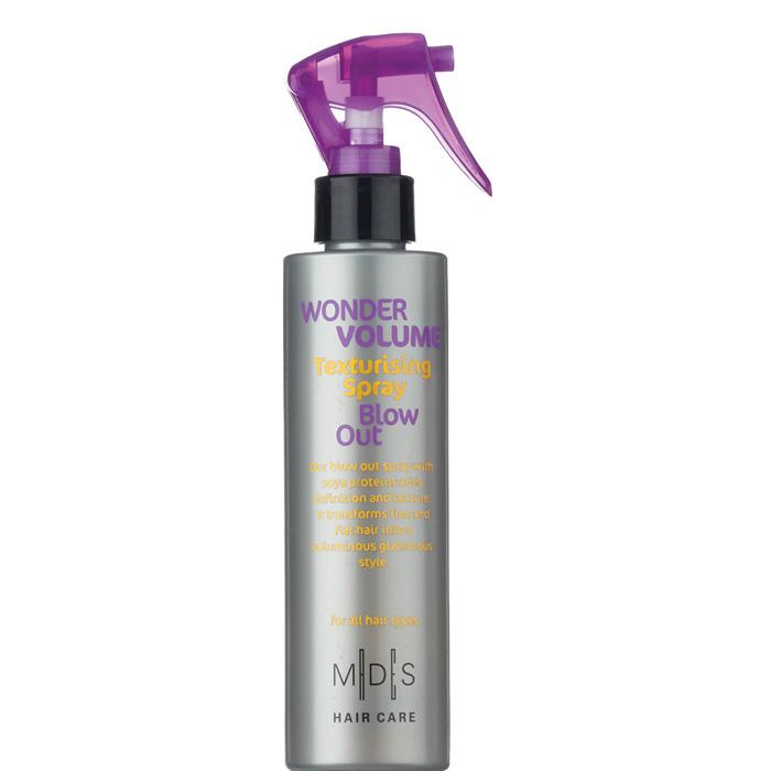 HAIR CARE  spray volumizzante tenuta forte capelli fini