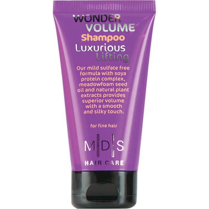 HAIR CARE  shampoo volumizzante capelli fini