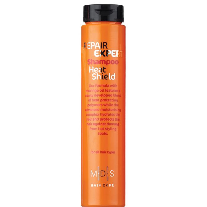HAIR CARE  shampoo riparatore anti piastra capelli fragili e danneggiati