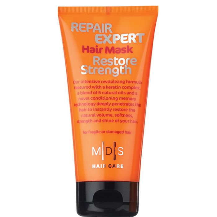 HAIR CARE  maschera ristrutturante capelli fragili e danneggiati