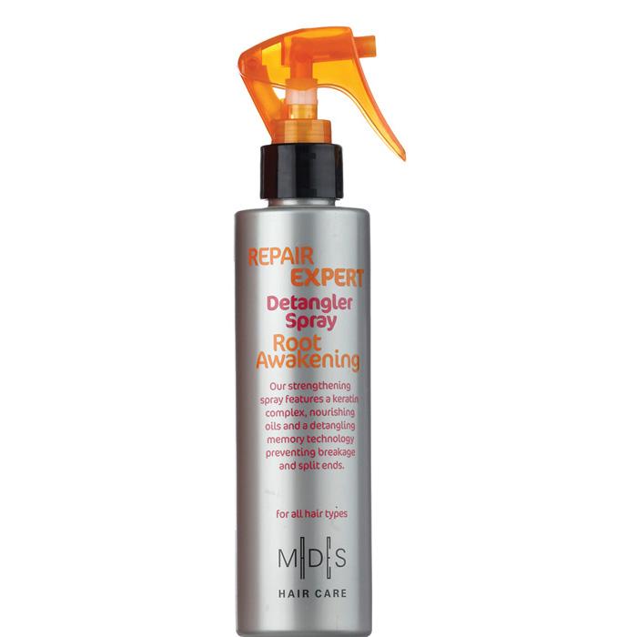 HAIR CARE  spray ristrutturante  capelli fragili e danneggiati