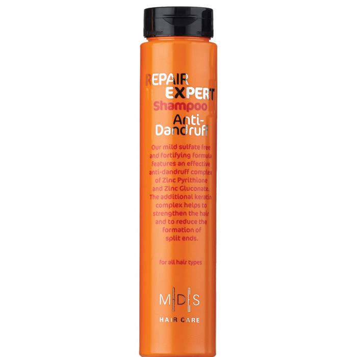 HAIR CARE shampoo anti forfora capelli fragili e danneggiati
