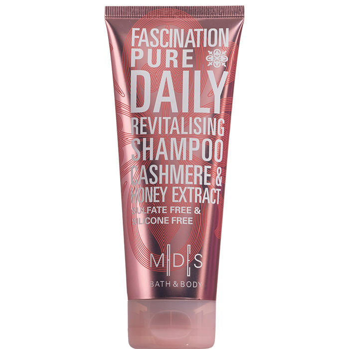MDS Fascination shampoo cachemire