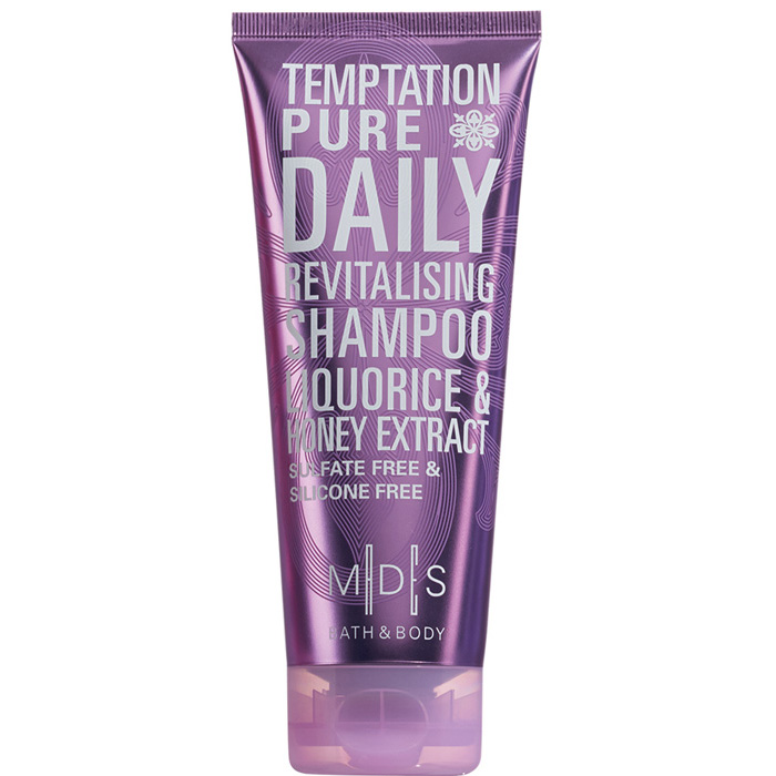 MDS Temptation shampoo liquirizia