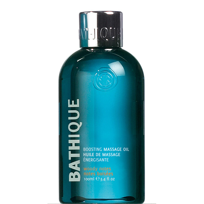 BATHIQUE FASHION  olio massaggio note legnose
