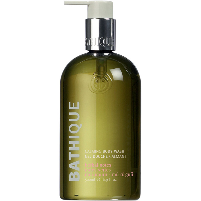 BATHIQUE FASHION gel bagno doccia note erbacee