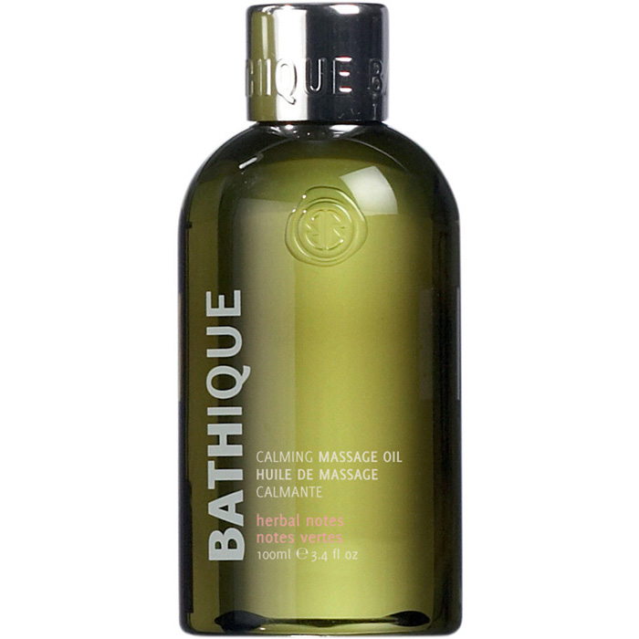 BATHIQUE FASHION  olio massaggio note erbacee