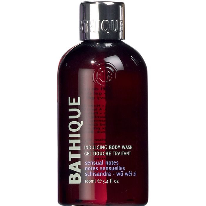 BATHIQUE FASHION gel bagno doccia  note sensuali