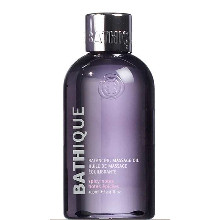 BATHIQUE FASHION olio massaggio  note speziate