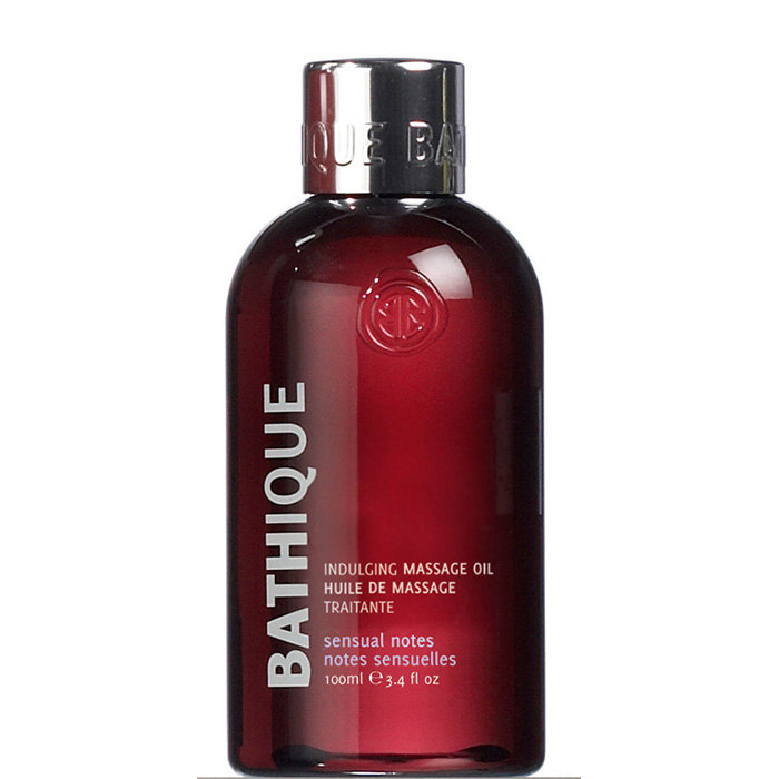 BATHIQUE FASHION olio massaggio note sensuali
