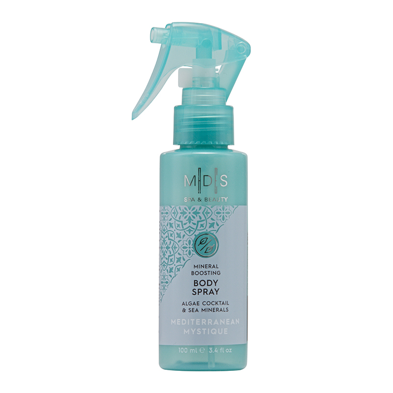 SPA & BEAUTY spray corpo finocchio d'acqua e alghe marine